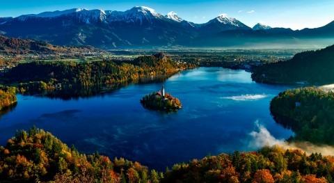 Lago Bled y Campana Deseos
