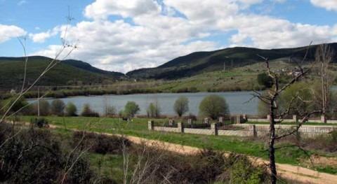 Carucedo podría ser sancionado obras lago, Ecologistas