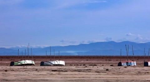 Bolivia se enfrenta peor sequía 25 años