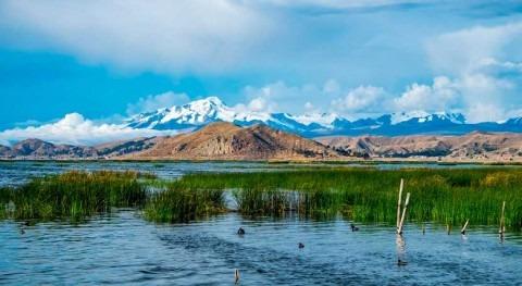 Bolivia proyecta 10 plantas tratamiento aguas residuales entorno Lago Titicaca