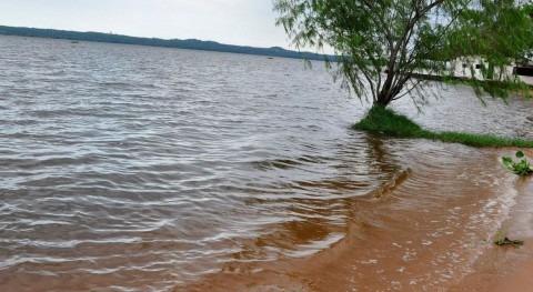 Lago Ypacaraí (MOPC).