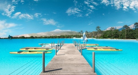 Crystal Lagoons lanza primer proyecto España Costa Sol