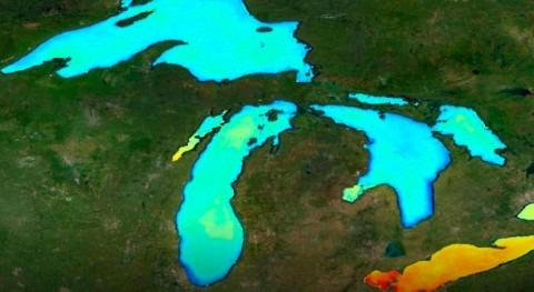 cambio climático influye tendencias lagos agua dulce más grandes mundo