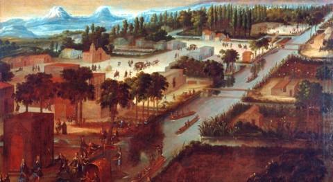 investigación indica que lagos regulaban clima Ciudad México hace 200 años