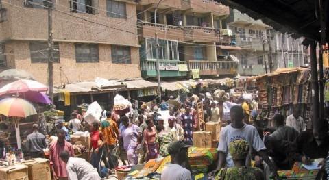 crisis agua capital Nigeria provoca unas condiciones vida inaceptables