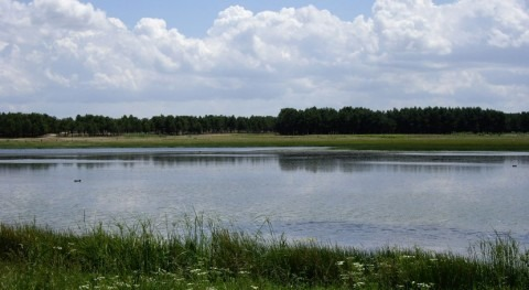 marcha proyecto piloto restaurar complejo lagunar Cantalejo Segovia