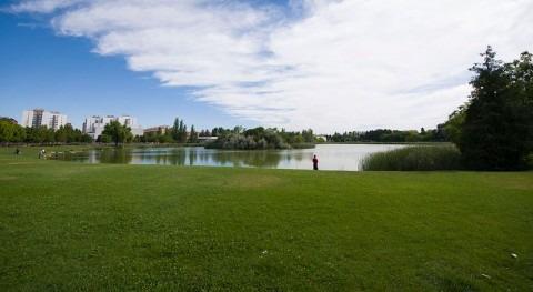 Laguna Duero, zona cero contaminación atmosférica Valladolid