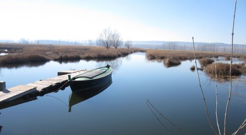 regantes laguna Cañizar, Teruel, acuerdo recuperación