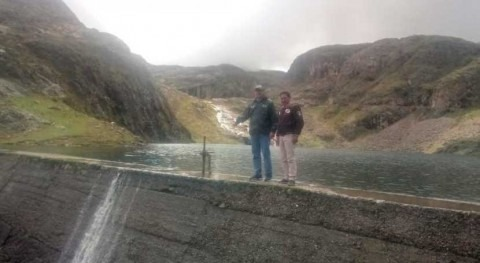 Perú alerta peligro desborde laguna Janchiscocha