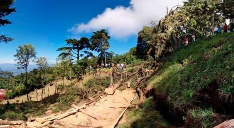 mediciones temperatura agua Laguna Verde descartan posibilidad erupción