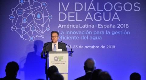 """Juan Pablo Laiglesia: """" gobernanza agua no es posible participación"""""""