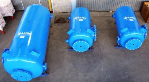 filtros lecho aplicación agua potable