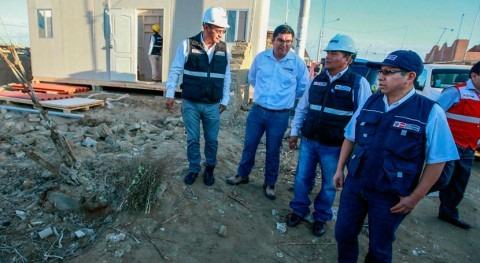 Perú hará gran inversión reconstrucción sistemas agua Niño Costero