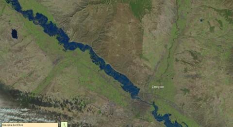 Fotografía del satélite Landsat-8, procesada por Joan Bauzá.