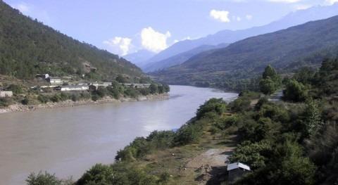 investigación sugiere que grandes ríos China modelaron genéticamente población