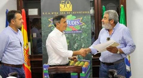 comunidad regantes Virtudes abre puertas agricultores ayudas