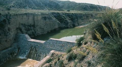 Gobierno adopta plan emergencia reparar presa Lechago, Teruel
