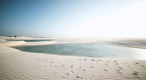 mágico desierto Lençóis Maranhenses