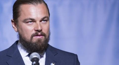 """Leonardo DiCaprio: """" humanidad mira al cambio climático como si fuera ficción"""""""