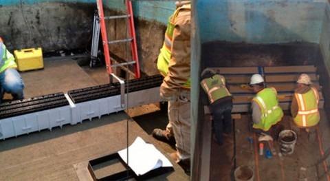sistema filtración Leopold Xylem ahorra agua y reduce costos Salida, Colorado