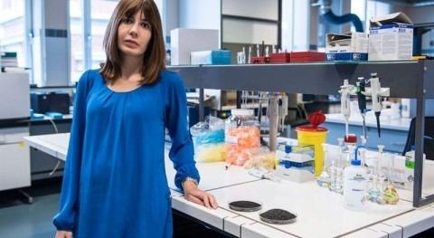 Leticia Fernández Velasco: investigación materia agua reconocimiento internacional