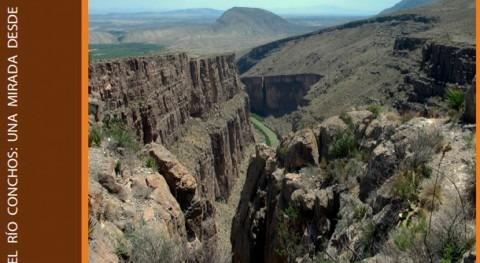 cuenca río Conchos: mirada ciencias cambio climático