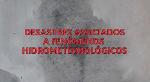 """Libro """"Desastres asociados fenómenos hidrometeorológicos"""""""