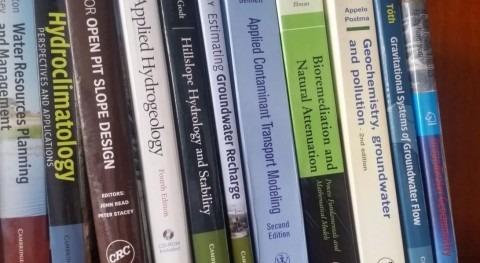 8 libros Hidrogeología que deberías conocer