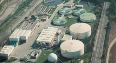 ACA licita explotación depuradora Terrassa 10,5 millones euros