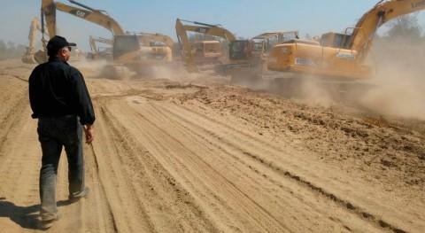 Paraguay divide 3 lotes licitación ampliación y profundización río Pilcomayo