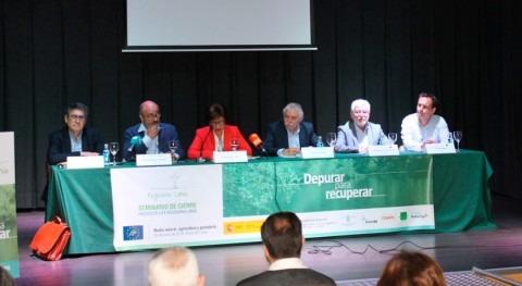 implicación sector agroganadero mejorará calidad aguas Limia, Ourense