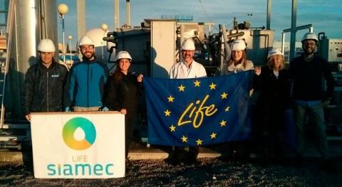 Presentado avance resultados proyecto LIFE SIAMEC
