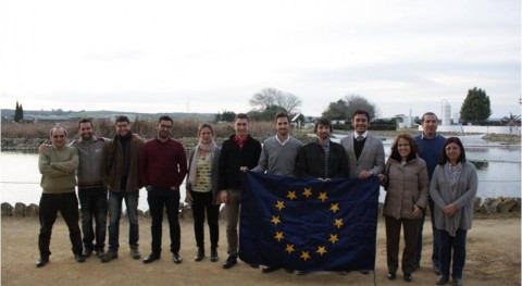 CENTA acoge 5ª reunión técnica proyecto LIFE-BioSolWaRe