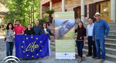 proyecto Life Adaptamed avanza fin atenuar efectos cambio climático
