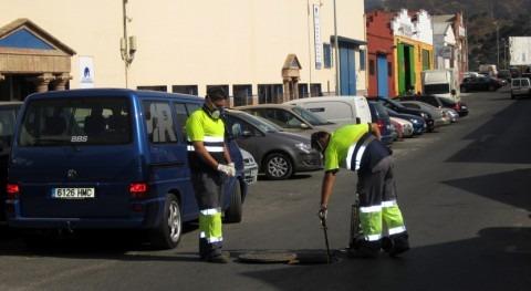 plan limpieza alcantarillado Estepona ha actuado 240 kilómetros red