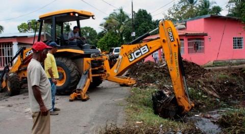 Gobierno Panamá limpia zonas afectadas inundaciones Tocumen
