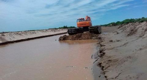 trabajos ensanche canal son prioritarios Comisión Pilcomayo