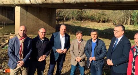 Andalucía limpiará cauces y realizará reposiciones hidráulicas Cádiz, Málaga y Huelva