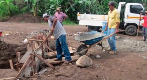Gobierno Panamá limpia drenajes pluviales Alanje y David evitar inundaciones