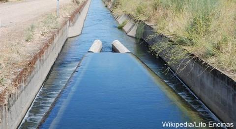 canales regadío, pérdidas agua y soluciones futuro