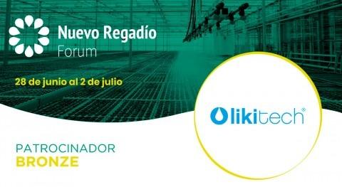 Likitech, especialistas sistemas bombeo agua, Bronze Sponsor Nuevo Regadío Forum