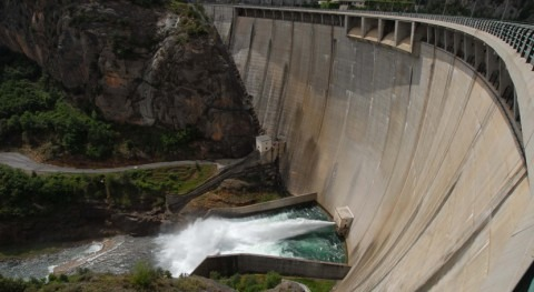 Cataluña estudia mejoras gestión sedimentos embalses