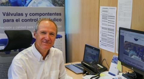 """Lluis Baldi: """"Hidroglobal lleva 30 años ofreciendo soluciones ciclo integral agua"""""""