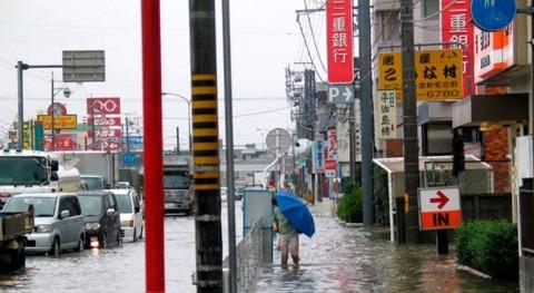 """fuertes lluvias provocadas tifón """"Hagibis"""" dejan ocho fallecidos este Japón"""