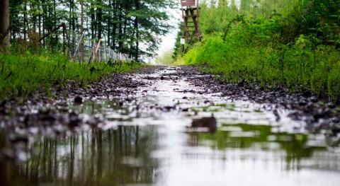 lluvias torrenciales, lo más temido incendios efecto rías y embalses