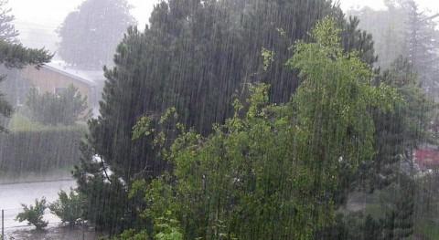 ayuntamientos afectados lluvias torrenciales pueden solicitar ayudas al Gobierno Navarra