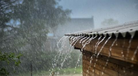 primera quincena año hidrológico España, menos mitad lluvias lo normal