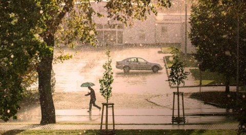 Reducir 0,5º temperatura tierra puede evitar lluvias extremas