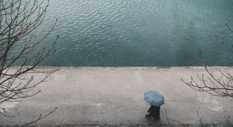 mitad precipitación medida mundo que cae durante año lo hace 12 días