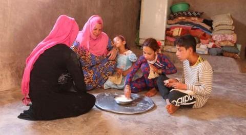 lluvias mejoran cosechas Siria, pero familias siguen luchando sobrevivir